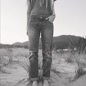 Dear John Denim Boyfriend Jeans NWT